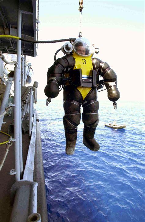 evolution   atmospheric diving suit diving suit