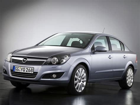 Opel Sedan by Opel Astra Sedan 2007 2008 2009 Autoevolution
