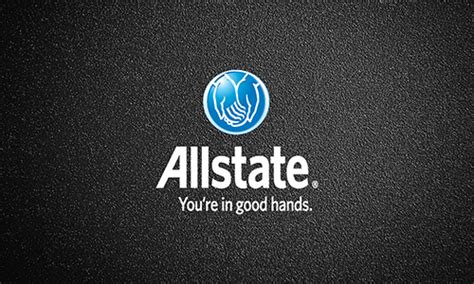insurance business card allstate agents card designs