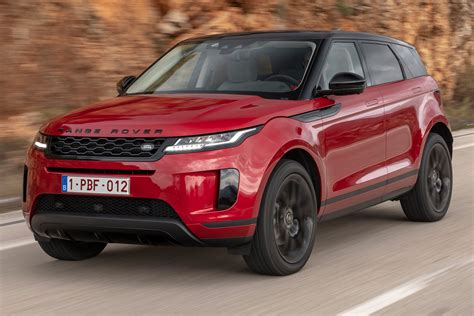 Review Land Rover Range Rover Evoque by New Range Rover Evoque 2019 Review Auto Express
