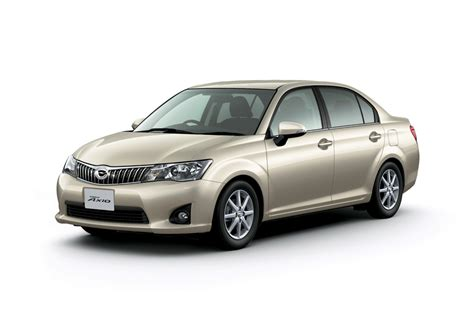 toyota jp tmc launches redesigned corolla series in japan toyota