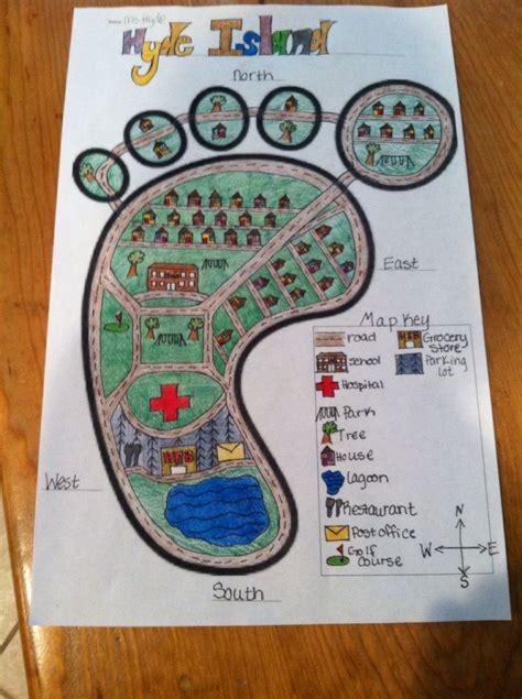 adventure clipart map skill pencil   color