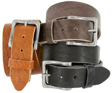 Cowhide Leather Belt by Grain Cowhide Casual Leather Belt 1 1 2 Quot Wide