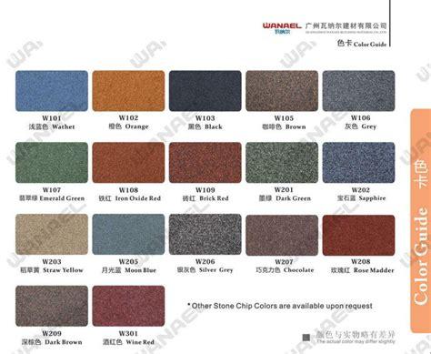 wanael stone coated metal roof tile eave flashing tile