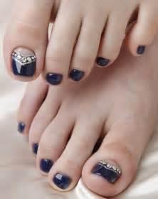 Nail design for feet