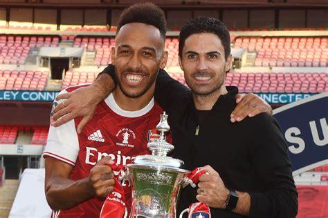Arsenal get huge Pierre-Emerick Aubameyang boost as star ...
