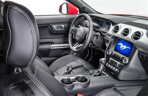 ford mustang gt fastback colors  interior