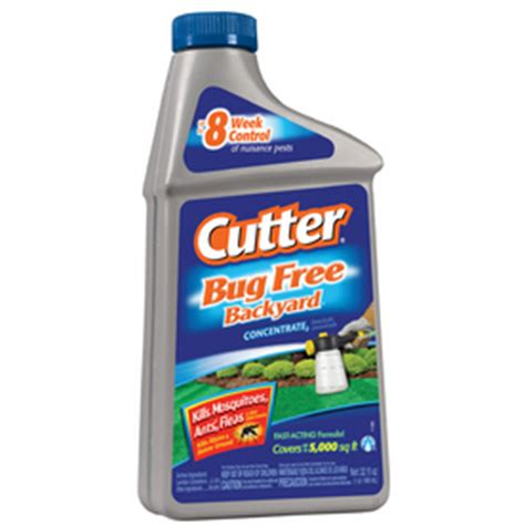 Shop Cutter 32 Oz Backyard Bug Control Concentrate At