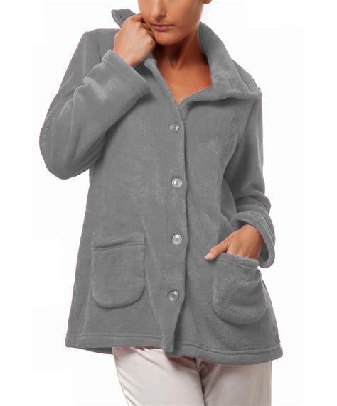 veste de chambre femme veste d 39 intérieur hermine 40 canat collection nuit et