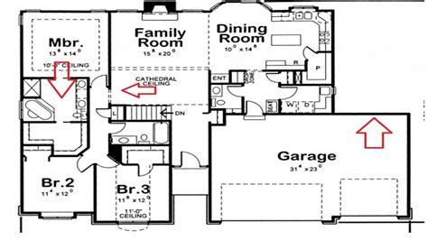 4 bedroom 3 bath house plans 4 bedroom 3 bath house plans residential house plans 4 bedrooms 4 bedroom house floor plan