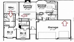 4 bedroom 3 bath house plans residential house plans 4 for 4 bedroom and 3 bathroom house