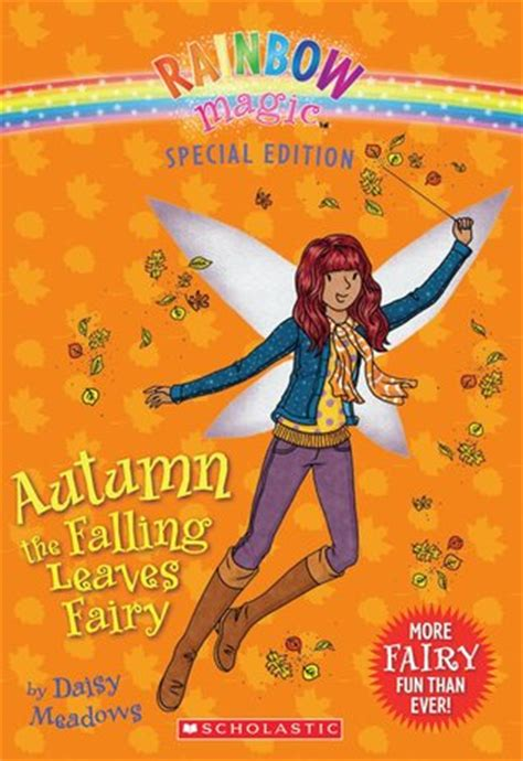 autumn  falling leaves fairy  daisy meadows reviews