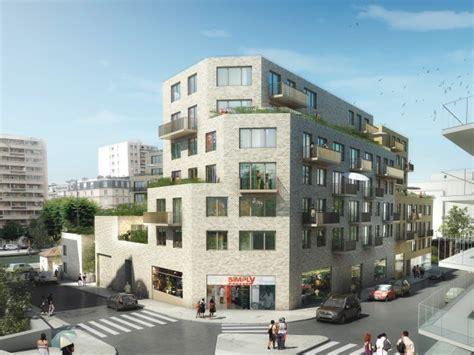 vendre canapé canal square appartement neuf esprit loft à 19