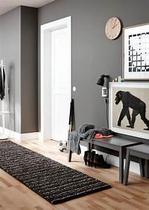 Schöner Wohnen Wandfarbe Grau : flur ideen zum gestalten sch ner wohnen ~ Bigdaddyawards.com Haus und Dekorationen