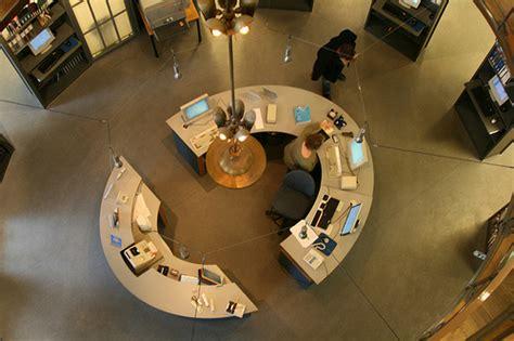 3d interior home design circle desk wrote flickr