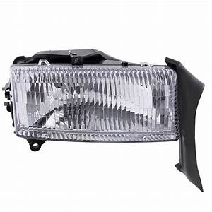Headlight Right Passenger Side Assembly Fits 1997