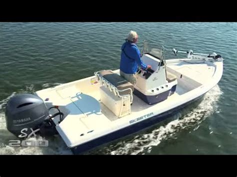 Saltwater Bass Boat by Skeeter Boats Sx 200 Saltwater Fishing Boat