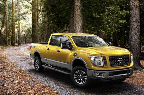 Nissan Titan The Truth About Cars
