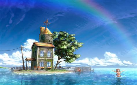 Anime House Wallpaper - wallpaper scenery for home wallpapersafari