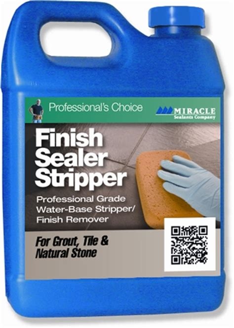 miracle sealants finish sealer quart stonetooling