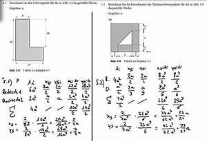 Integration Berechnen : technische mechanik schwerpunkt berechnung mathelounge ~ Themetempest.com Abrechnung