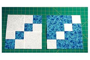 bathroom staging ideas dual four patch quilt block pattern