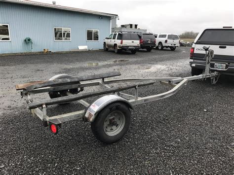 Used Boat Trailers For Sale Oregon by Used Road Runner Boat Trailer For Sale Koffler Boats