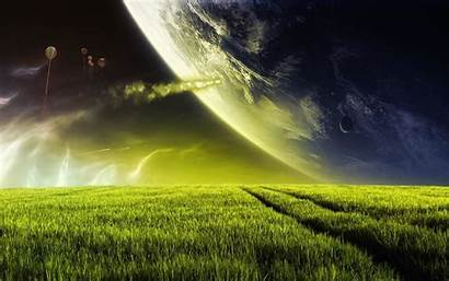 Alien Planet Background Wallpapers Iphone Landscapes Backgrounds