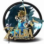 Zelda Breath Wild Icon Legend Transparent Icons