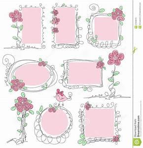 19 Vector Cute Frame Images - Cute Vector Frames, Cute ...