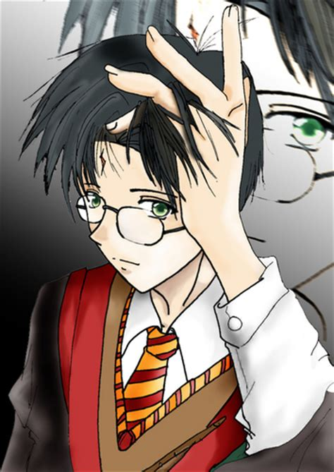Harry Potter Anime Wallpaper - harry potter images anime harry hd wallpaper and