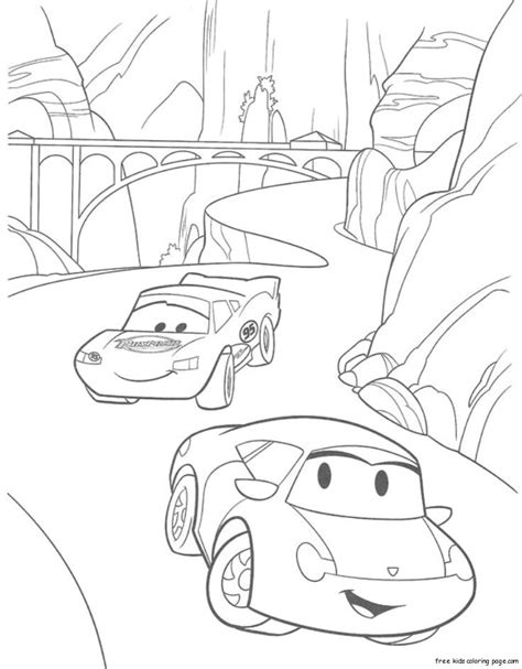 printable lightning mcqueen coloring pages disneyfree printable coloring pages  kids