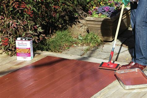 thompsons waterseal waterproofing stain professional
