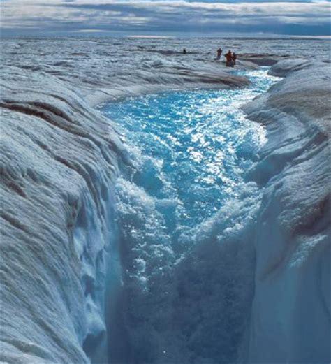 les glaciologues ont sous estim 233 la fonte des glaces polaires notre terre