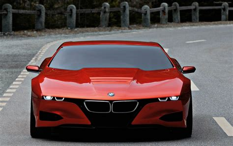 Bmw M1 Homage Concept Car Widescreen Exotic Car Image #16