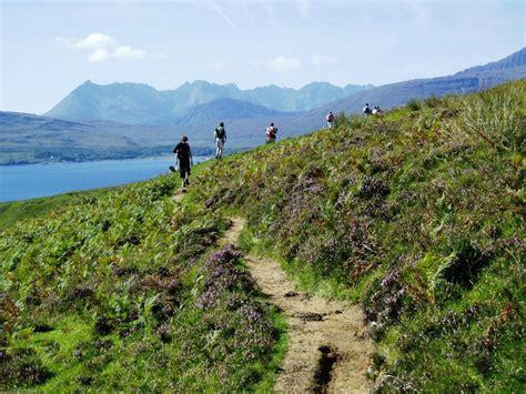 chambre d hote à londres highland way et île de séjour de randonnée en