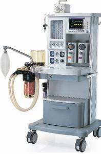 Wato Ex 20 Anesthesia Machine From Mindray   Get Quote