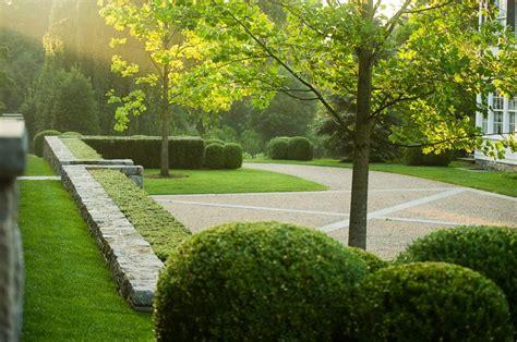 doyle herman design associates open space pebbles evergreen hedge by doyle herman design associates landscape design