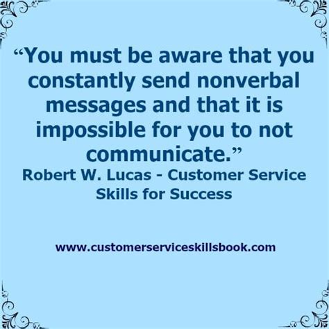 Definition Of Great Customer Service Skills by Nonverbal Communication Skills In Customer Service