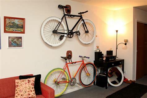 fahrrad wandhalterung eine praktische und effektvolle