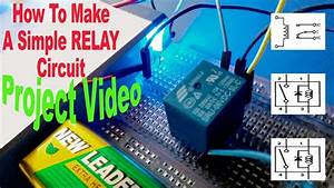 Make A Simple Relay Circuit