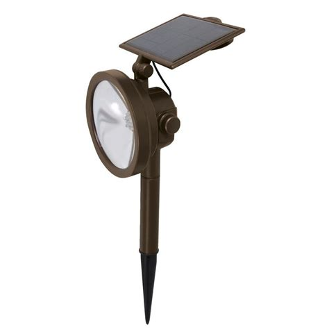 malibu led solar 54 lumen wall wash 8506 2613 01 the
