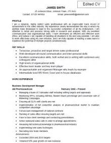 resume for part time jobs in uk exles of work from cv shop