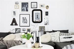 Wand Mit Fotos Gestalten : tipps f r eine gelungene wandgestaltung mit fotos kodak moments blog ~ A.2002-acura-tl-radio.info Haus und Dekorationen