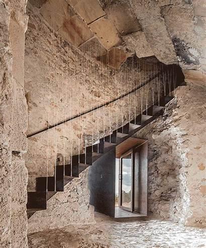 Ruin Architecture Intervention Ruins Renovation Retrospective Relics