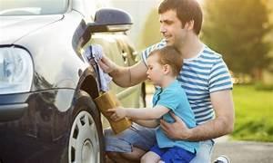 Laver Sa Voiture Chez Soi : 5 trucs faciles pour bien laver sa voiture trucs pratiques ~ Gottalentnigeria.com Avis de Voitures