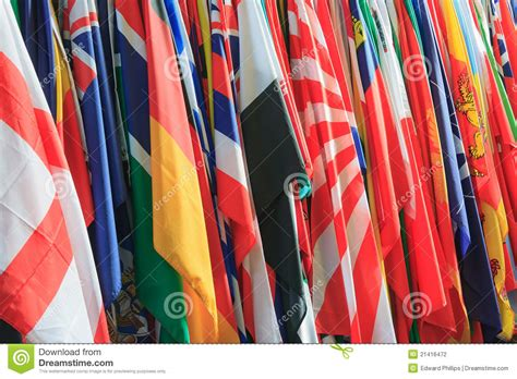 a lot of flags of lots of flags stock photography image 21416472 a lo