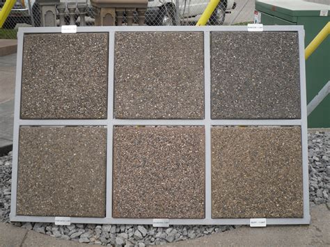 choosing the right paving material aggregate concrete