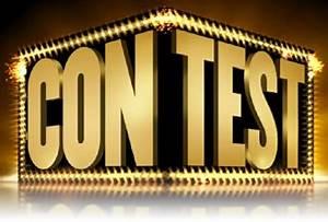 The Con Test - Wikipedia  Contest