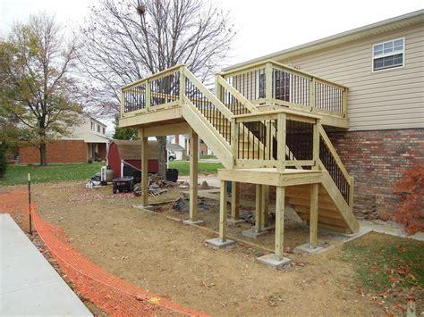 Deck Stair Showcase